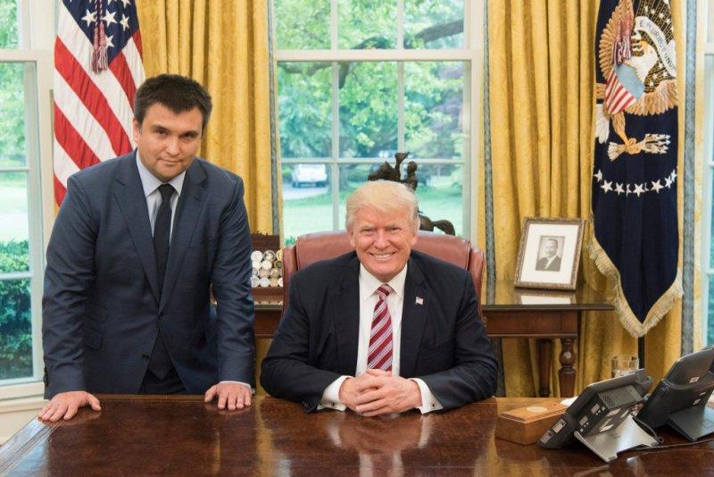 Климкин: Трамп обещает «порв…
