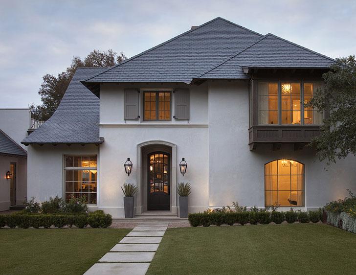 Безупречный загородный дом в США