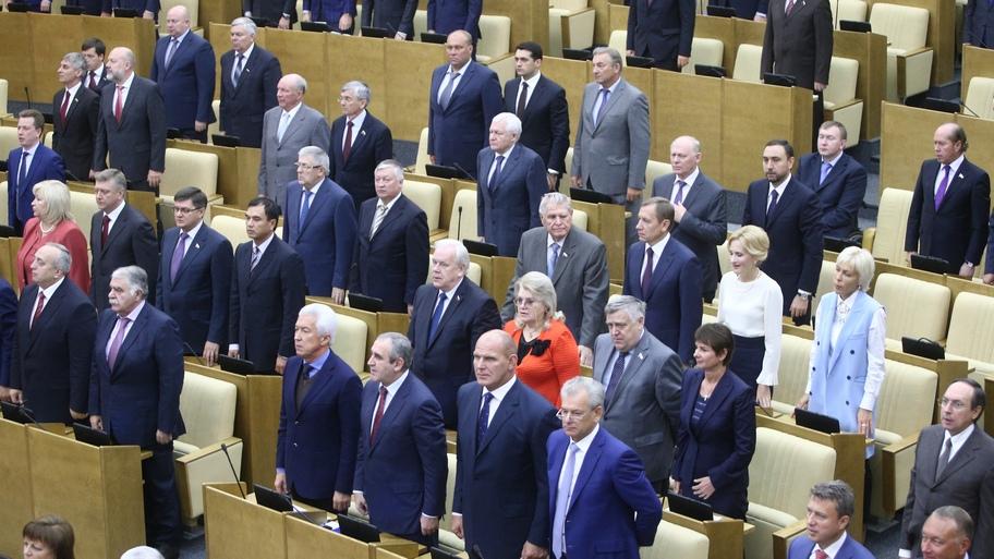 Глава петербургской торговой палаты предложил наказывать депутатов за их законы
