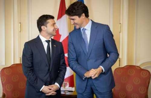 Зеленский, что ищешь ты в краю канадском?