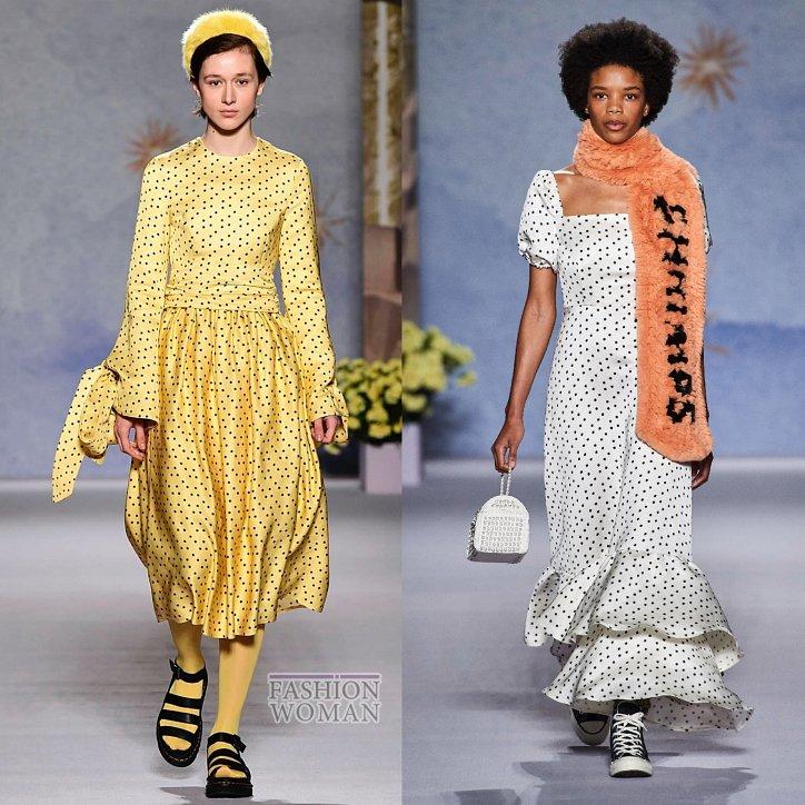 Модные принты осень-зима 2019-2020 фото №38