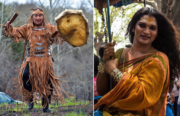«Люди с двумя душами»: Почему в разных культурах мужчины примеряют на себя женский образ