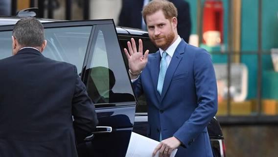 Принц Гарри займется борьбой с «дезинформацией» в США ИноСМИ