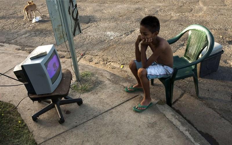 Когда мама сказала оторваться от компьютера и идти поиграть на улице дети, компьютер, поиграй на улице, приколы, юмор