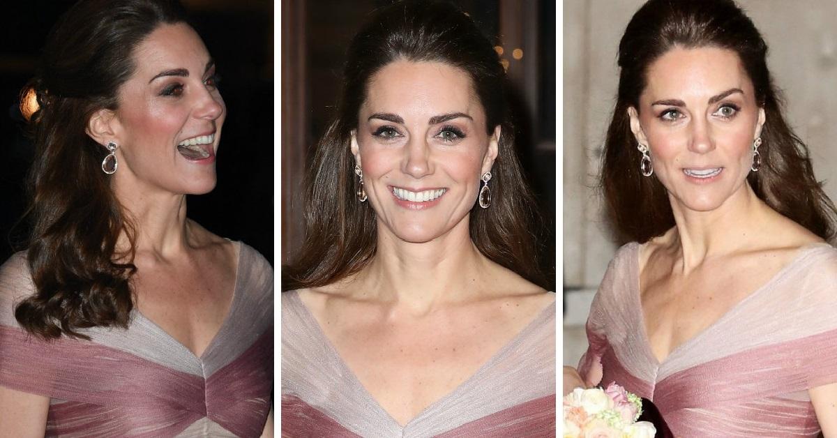 Мини-юбка, платье принцессы и спортивный лук: сразу три новых выхода Кейт Миддлтон