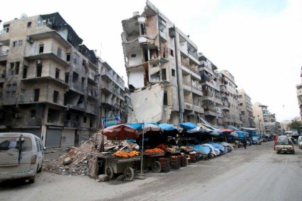 Эпилог сирийской трагедии или после драки кулаками машут