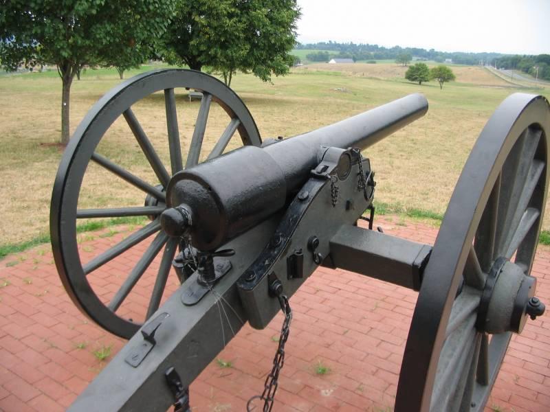 Пушки Тредегара и братьев Нобль оружие