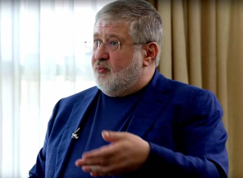 Коломойский вернулся на Украину, чтобы помогать Зеленскому новости,события,политика