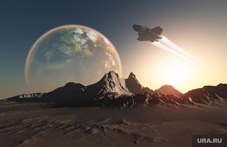 Земляне готовят миссию на «п…