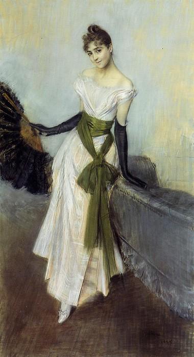 Дамы прекрасной эпохи в творчестве Джованни Больдини