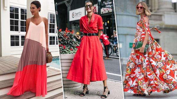 15 ярких доказательств того, что в макси-платье можно выглядеть обворожительно