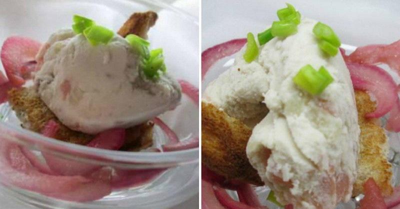 Рецепт мороженого из сельди