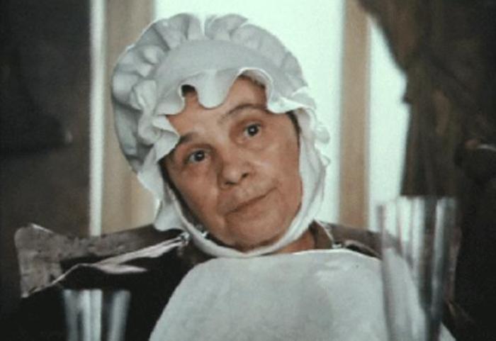 Мария Виноградова в фильме *Миргород и его обитатели*, 1983 | Фото: kino-teatr.ru