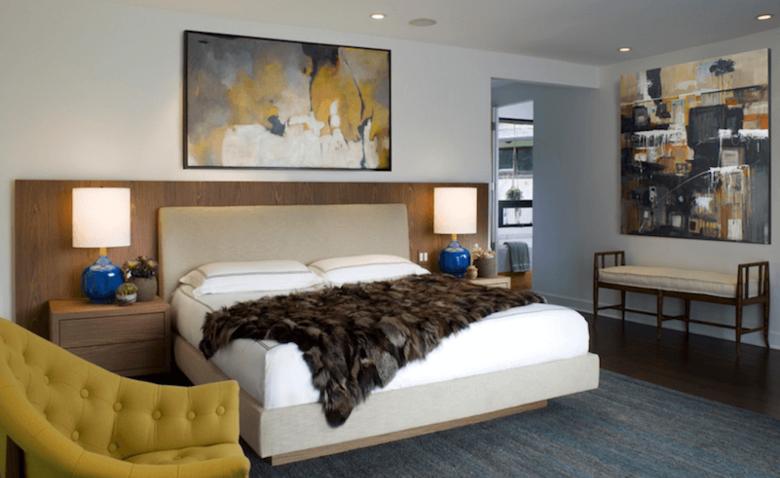 Необычные решения для изголовья кровати