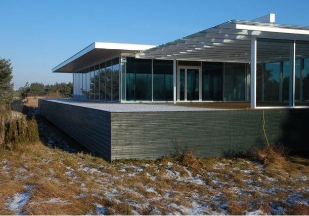 Когда нельзя построить домик прямо на берегу моря, но очень хочется дом, море, строительство