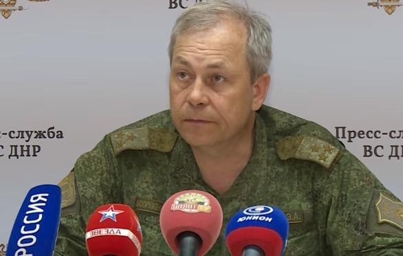 Басурин рассказал, почему взрываются склады ВСУ