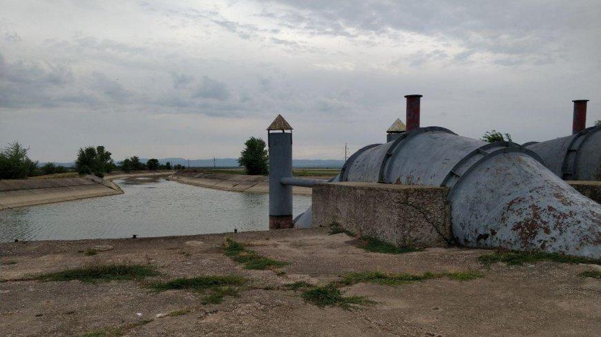 Водная блокада: Россия решит проблемы и без Северо-Крымского канала