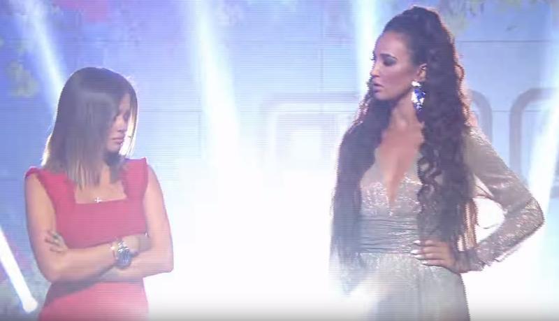 Ольга Бузова и Ксения Бородина станцевали армянский танец на празднике олигарха