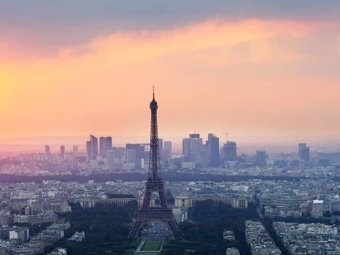 10 великих мест — о том как они менялись со временем путешествия