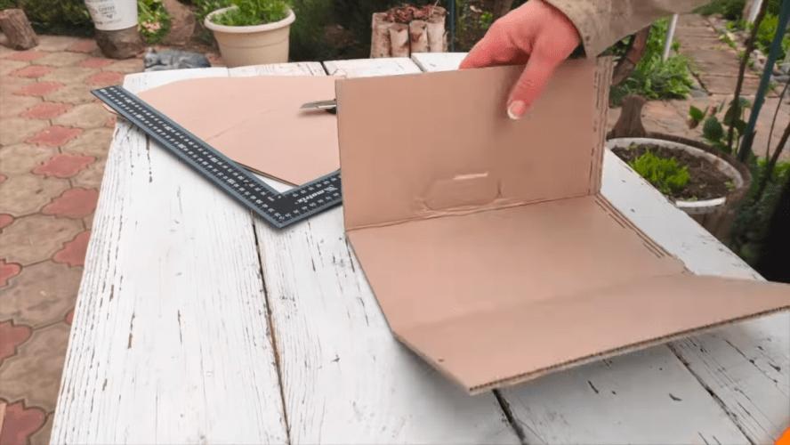 Органайзер для обуви из ничего: практичное решение, помогающее избежать захламления интерьер,обувь,переделки,своими руками,сделай сам