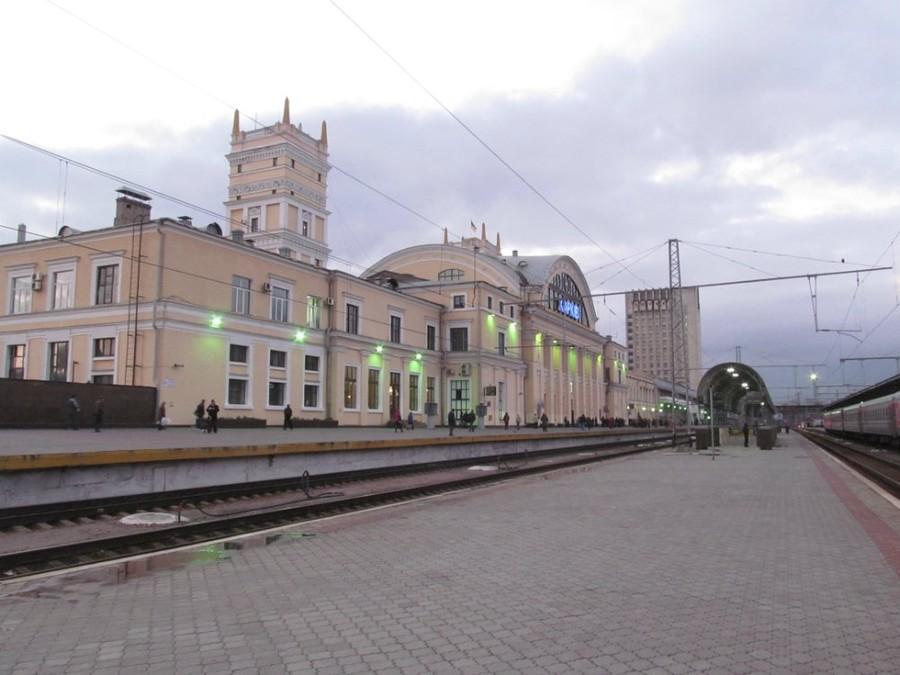 На электричке из Украины в Россию и обратно. Фоторепортаж