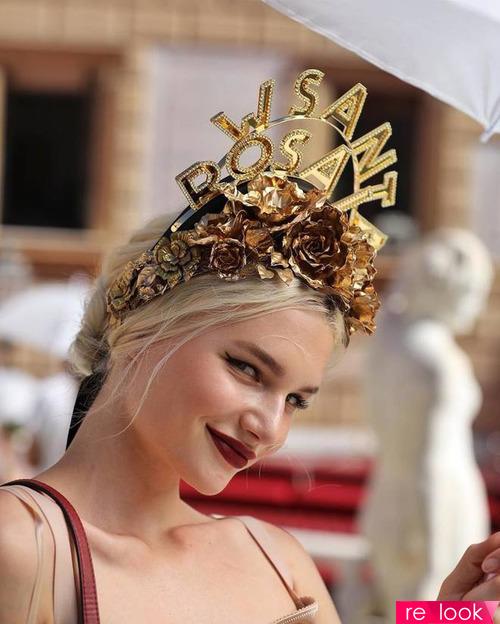 Уникальный показ Alta Moda от Dolce & Gabbana на площади в Палермо