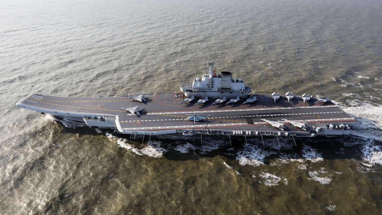Третий китайский авианосец оснастят электромагнитной катапультой