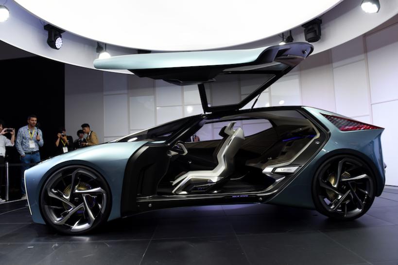Транспорт будущего на Tokyo Motor Show 2019