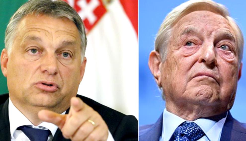 «Фонд Сороса» уехал из Венгрии в Германию