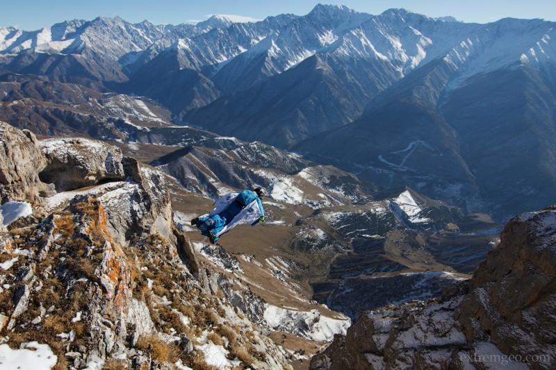 Первая бейс-экспедиция по Кавказу