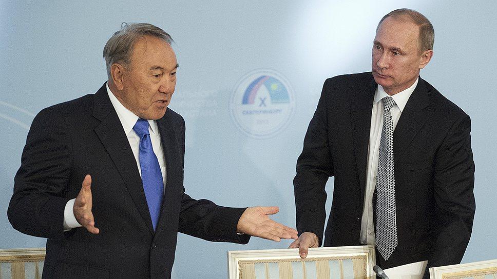 Конфликт России и Казахстана…