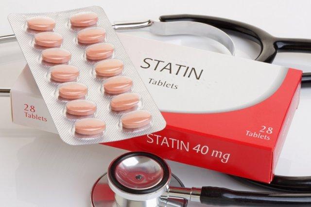 Статины для понижения холестерина