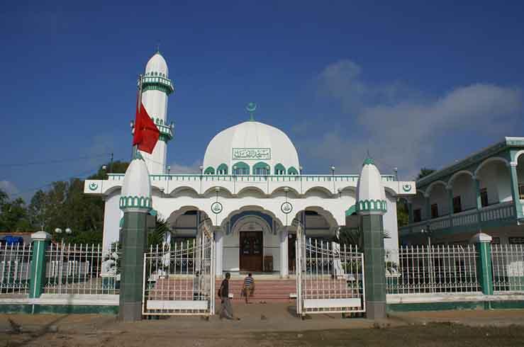 Мечеть во Вьетнаме