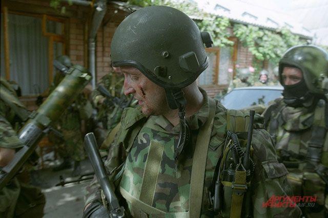 Три дня Беслана. Самые страшные воспоминания военного фотографа