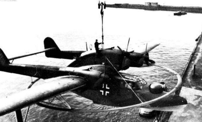Кольца на немецких самолетах: хитрая система защиты от мин