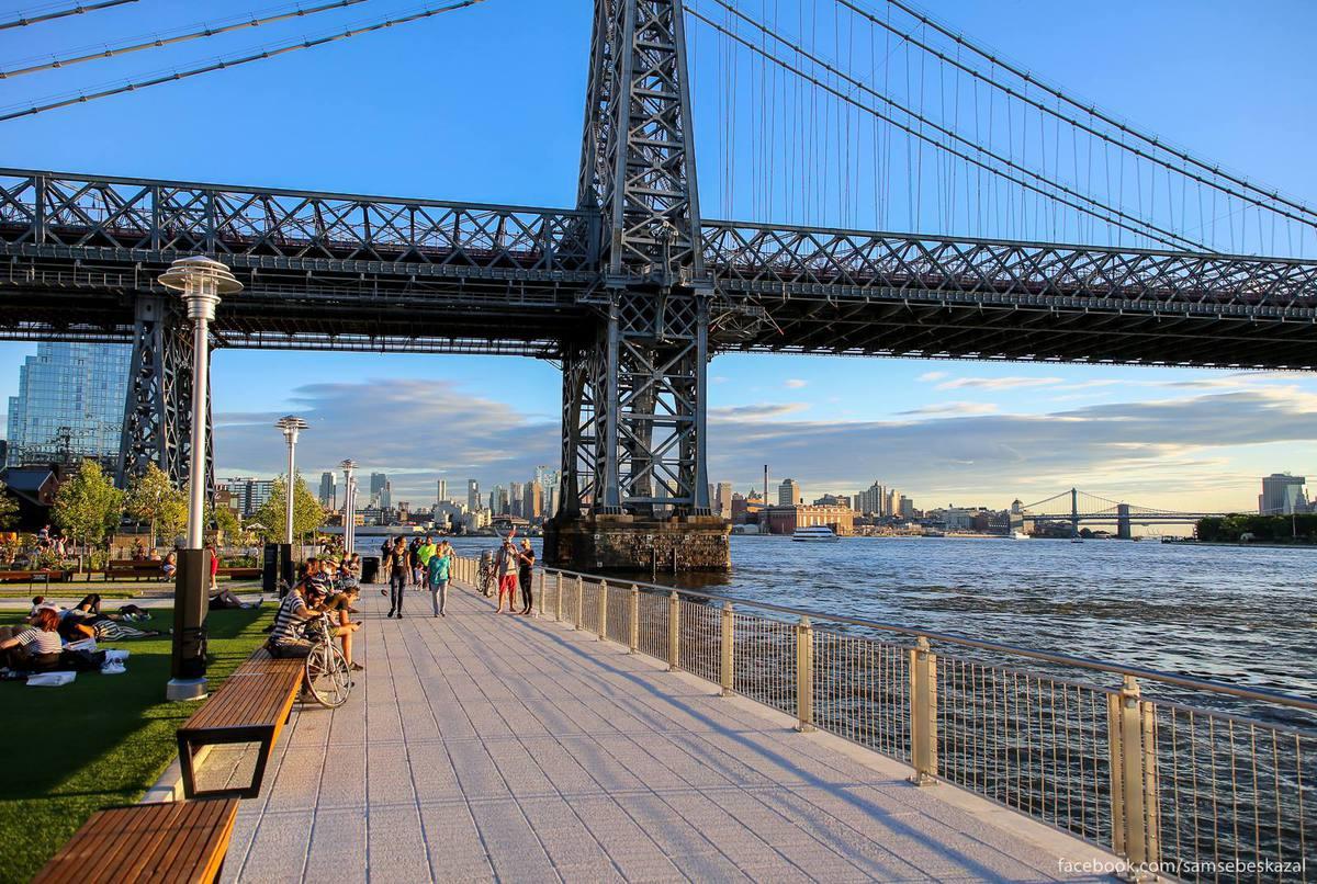 Чем примечателен парк отдыха в Бруклине