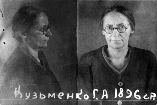 Что в СССР стало с женой Нестора Махно