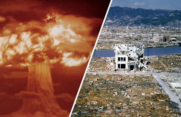 Зачем США нанесли ядерный уд…