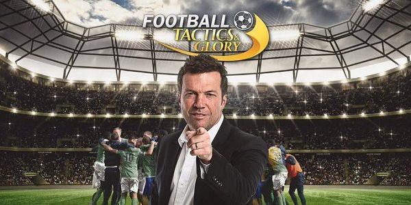Football, Tactics & Glory — выходит на консолях football,rpg,strategy,tactics & glory,анонсы,Игры,Стратегии,футбол