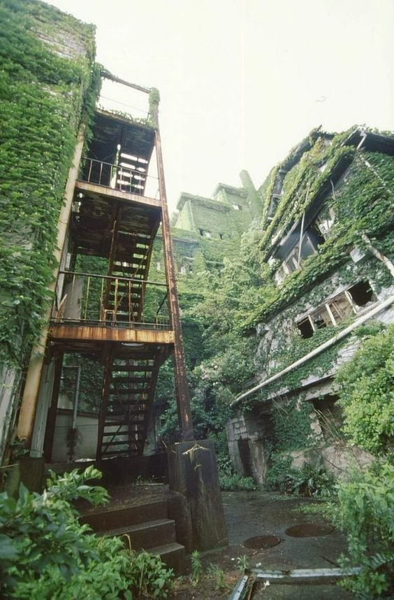 22. Угольная шахта, Япония бомбоубежище, заброшки, индастриал, интересно, фото