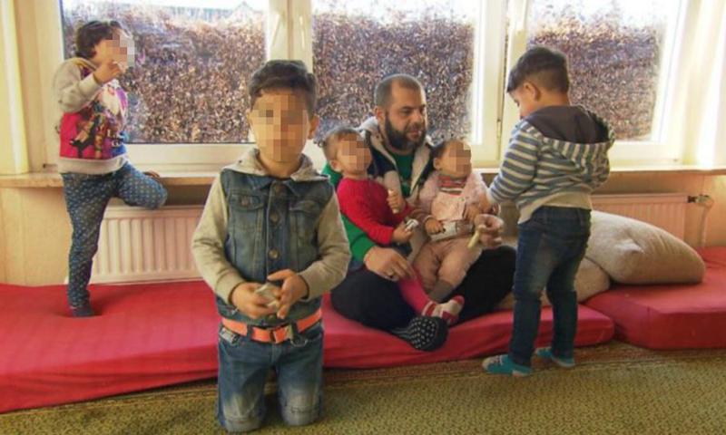10. Беженец из Сирии живет в Германии по законам шариата ynews, Любовь, две жены, интересно, истории, многоженство, несколько мужей, полигамия