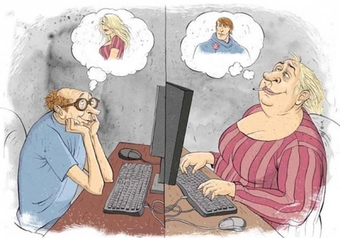 Истории счастливых знакомств по интернету