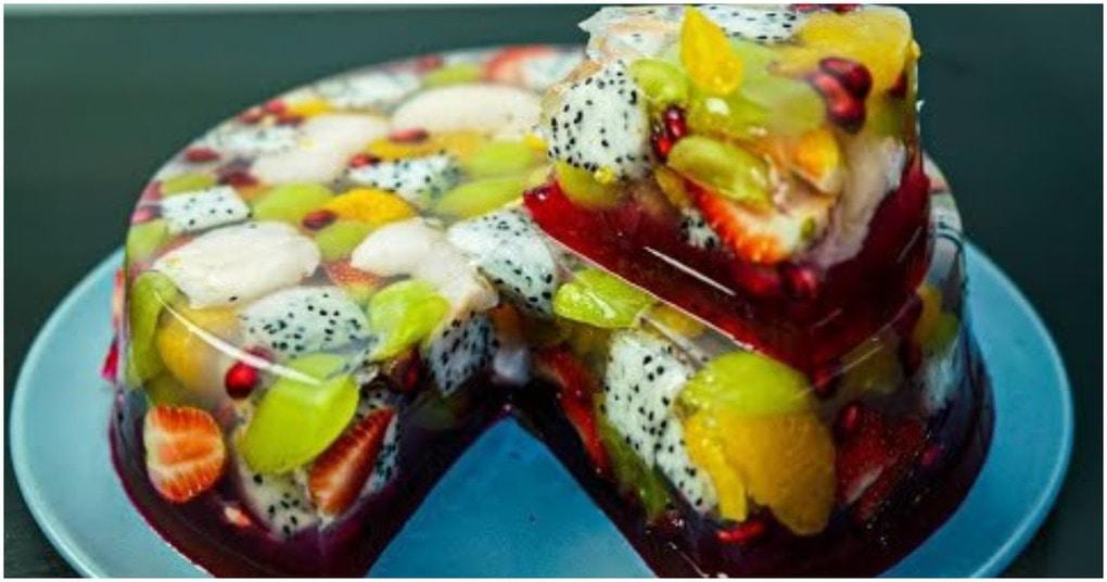 Тортик без вреда для фигуры — только ваши любимые фрукты