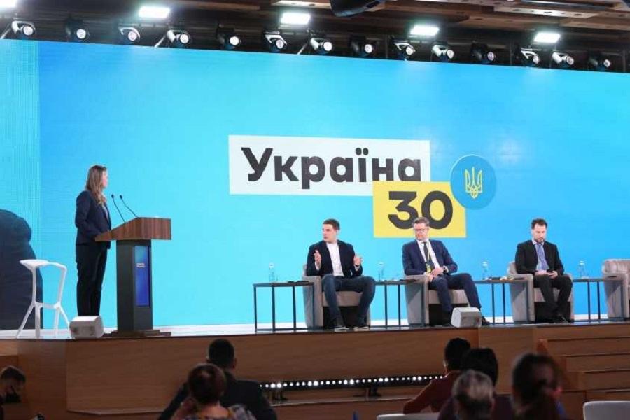 Английский вторым гос.языком предложил глава СНБО Украины