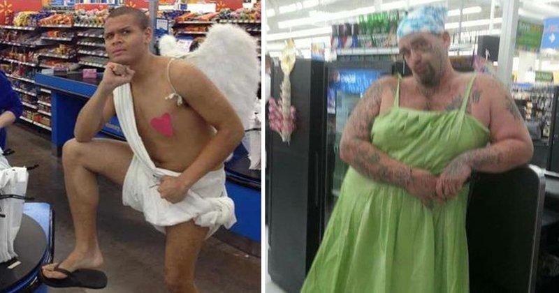 20 доказательств того, что истинный законодатель мод зовется Walmart                     (21 фото)