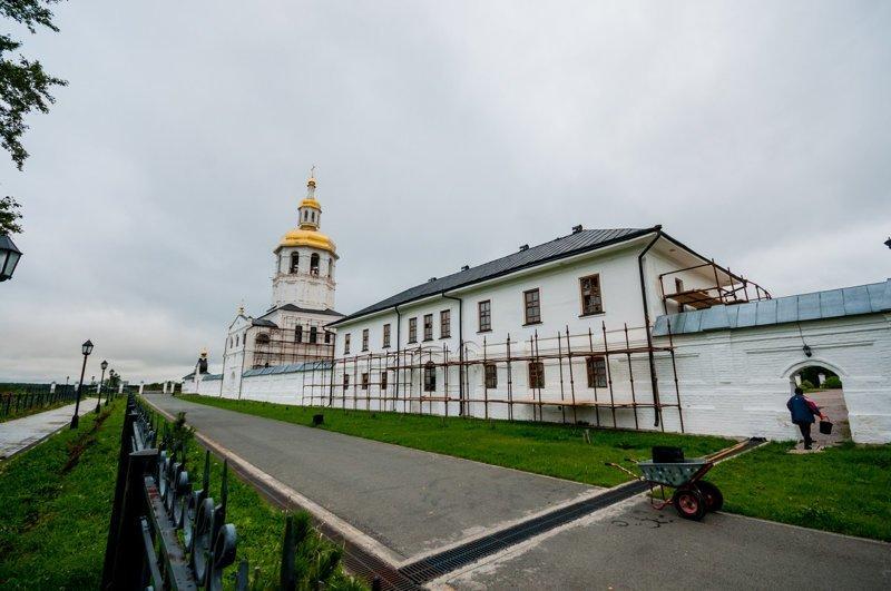 Абалакский Знаменский монастырь путешествия, факты, фото