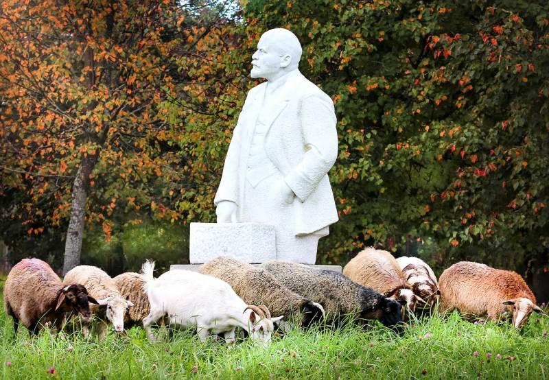 Продайте Ленина, или Возвращение в 1990-е годы россия