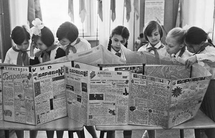 Что заменяло интернет людям во времена СССР