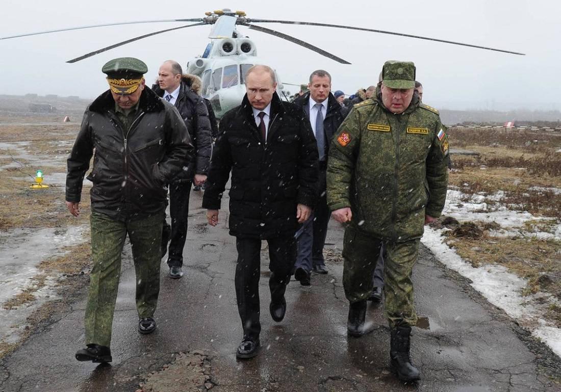 Вы хоть понимаете, что Путин…