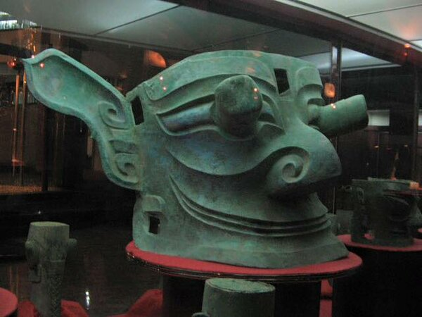 Историю надо переписывать? 3 находки из Китая,  не вписывающиеся в современную историческую модель